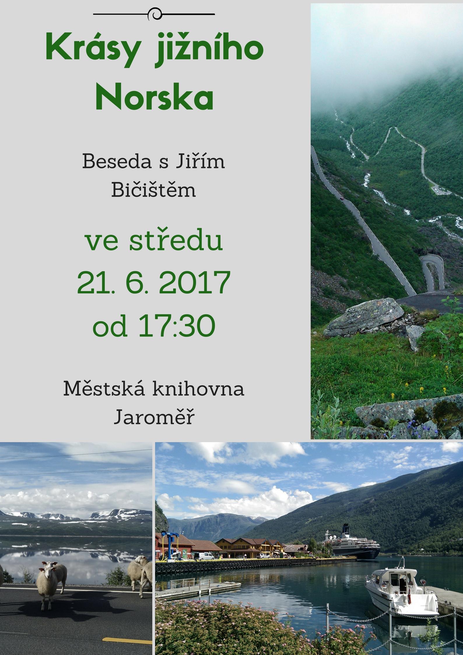 Krásy jižního Norska