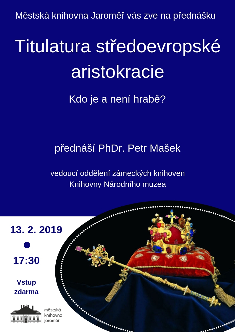 Titulatura středoevropské aristokracie