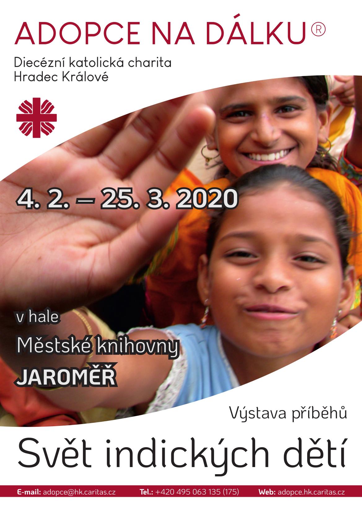 Svět indických dětí