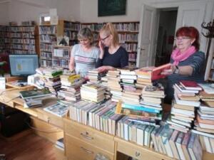 Karanténa v knihovně