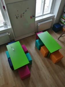 Modernizace dětského oddělení